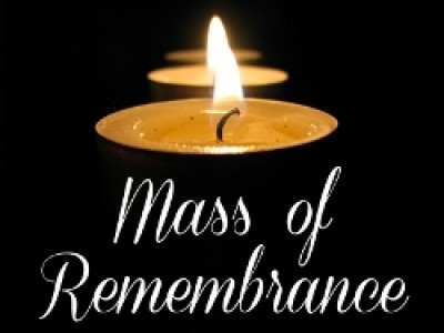 Image result for Mass of Remembrance